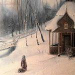3-е место - Покаяння,полотно,олія,85×60,2015р.-Горпинюк Микола