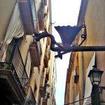 Архитектура Барселоны,заказать картину маслом6