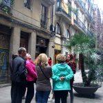 Архитектура Барселоны,заказать картину маслом8