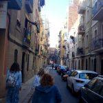 Барселона-городской пейзаж,картины на заказ2