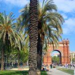 Барселона и в частности Триумфальная арка в эти дни принадлежали нашему Порталу ))