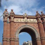 Барселона и в частности Триумфальная арка в эти дни принадлежали нашему Порталу )