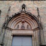 Барселона-пейзажи Старого города