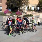 Велосипедисты всех возрастов