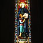 Витражи Монастыря