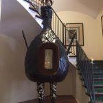 Внутри Музея Сальвадора Дали в Фигерасе21