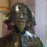 Внутри Музея Сальвадора Дали в Фигерасе39