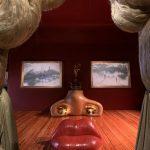 Внутри Музея Сальвадора Дали в Фигерасе5