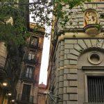 Городской пейзаж Барселоны12