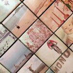 Инсталляция местного художника-маленькие фото из жизни разных семей3