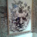 Портрет Бетховена, написанный с помощью 2 осьминогов и пальца ноги Дали
