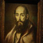 Картины-Эль Греко в музее Дали