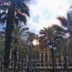Королевская площадь Барселоны 9