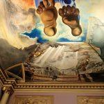 Музей Дали - интерьер, экстерьер, картины,комнаты,потолок