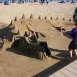 На берегу Средиземного моря-Пляж Барселонета1