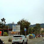 На горе Тибидабо Храм сердца и Парк аттракционов1