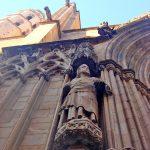 Памятники,барельефы...Барселоны