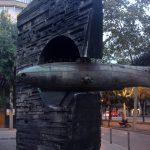Памятники Барселоны, заказать картину