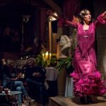 Самое аутентичное в Испании шоу фламенко именно в Palau Dalmases