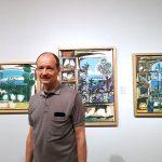 Сергей Григорьев в Музее Пикассо !