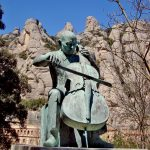 Скульптуры и барельефы монастыря 11