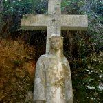 Скульптуры и барельефы монастыря10