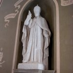 Скульптуры и барельефы монастыря2