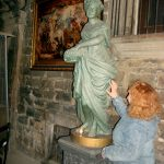Старинные скульптуры