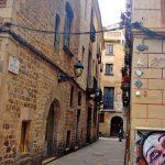 Улочки Барселоны, картины на заказ