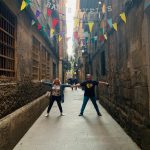 Уютные улочки Барселоны