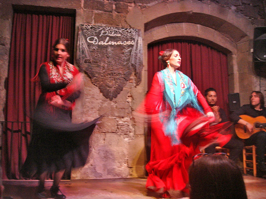 Фламенко-ИСПАНИЯ !
