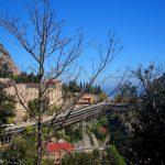 Монастырь Монтсеррат нап горе Монтсеррат..