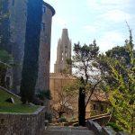 Уютные дворики Храмов, Жирона