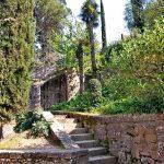 Сады Жироны - лесенки
