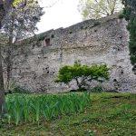 Сады Жироны - стены 1