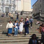Кафедральный собор, Жирона, свадьба
