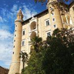 Город Урбино, Италия-заказать картину-пейзаж
