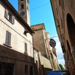 Город Урбино, Италия10