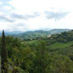 Урбино, Италия, пейзажи1