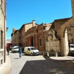 Урбино-городской пейзаж Италии