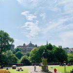 Пейзажи Эдинбурга2