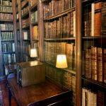 Библиотека, Hopetoun House, Шотландия