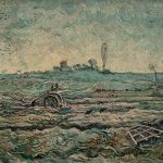 Vincent Van Gogh- The Plough and the Harrow (after Millet)(January 1890)- Van Gogh Museum, Amsterdam