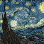 Vincent Van Gogh-The Starry Night (1889) - Museum of Modern Art, New York