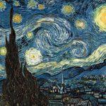 Vincent Van Gogh-The Starry Night (1889) - Museum of Modern Art, New York