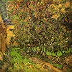 Vincent van Gogh (1853–1890) The Garden of Saint-Paul Hospital (1889)- Kröller-Müller Museum, Otterlo