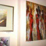 Выставка Портала в Уникуме9-картины на заказ