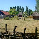 Украинское село - пейзажи
