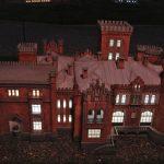 Музей тминиатюр ночью
