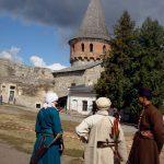 Жители крепости )